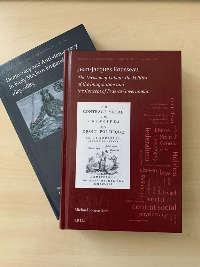 2 Vol Michael Sonenscher