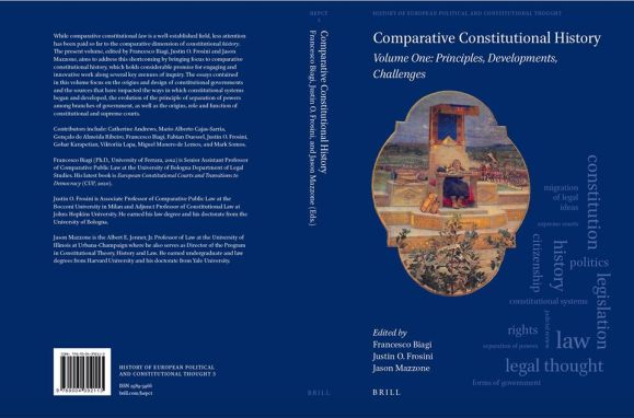 Comparative and Constitutional History