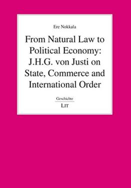 Justi From Natural Law to Political Economy