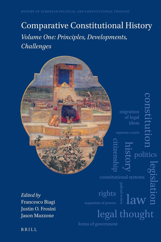 Vol 3 Comparative Constitutional History